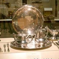 Hitler's Tea Service and Spy Weapons