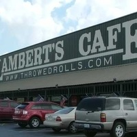 Lambert's Cafe III - Home of Throwed Rolls