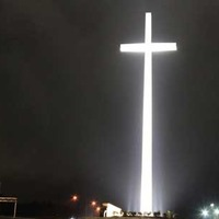 125-Foot-Tall Cross