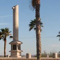 Japanese Internment Camp Monument