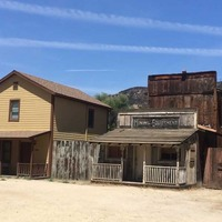 Paramount Ranch - Western Town Set