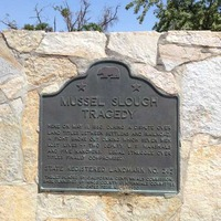 1880 Mussel Slough Tragedy