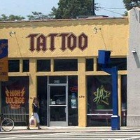 Reality TV Tattoo Parlor and Mural