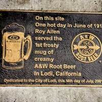 Birthplace of A&W Root Beer