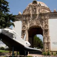 Portal of the Folded Wings, Space Shuttle Memorial