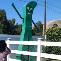 Big Gumby and Pokey
