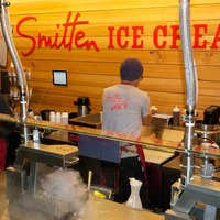 Ice Cream Shop in Shipping Container