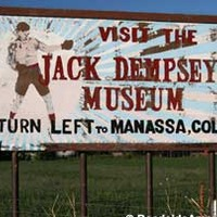 Jack Dempsey Statue and Museum