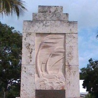 Wrong Way Hurricane Monument