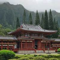 Japanese Temple Replica