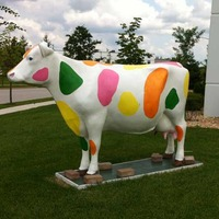 Pastel Spotted Cow