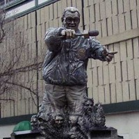 Harry Caray: Faces In His Pants