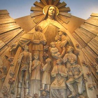 World's Largest Religious Wood Carving