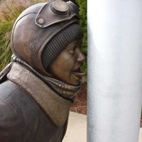 Pole Licker Statue: A Christmas Story