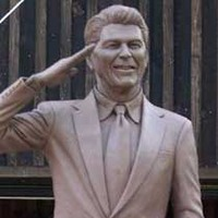 World's Largest Ronald Reagan Statue