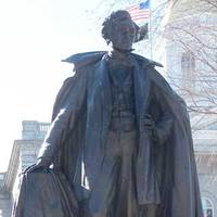Statue of Franklin Pierce