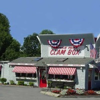 Clam Box - Take-Out Container