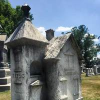 Victorian House Grave