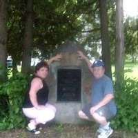 Halfway Marker - 45th Parallel