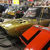 Top-of-the-Lake Snowmobile Museum