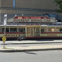 Famous Mickey's Dining Car