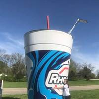 World's Largest Fountain Drink Cup