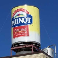 Giant Milnot Condensed Milk Can