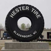 Largest (Real) Tire in the World