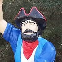 Backyard Pirate Giant