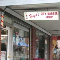 Floyd's City Barber Shop