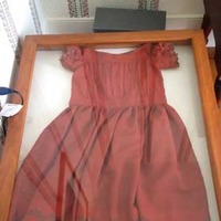 Dress Worn by President Franklin Pierce