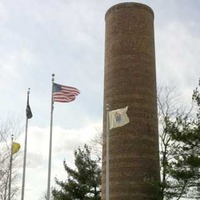 Brick Water Tower - Remember the Brick Factory