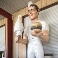 Muffler Man - Soda Jerk