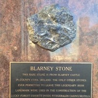 Blarney Stone, Rub for Luck