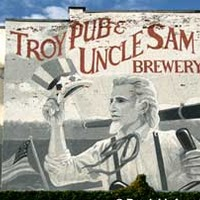 Uncle Sam Brewery Mural