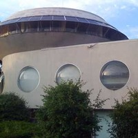 UFO Office Building