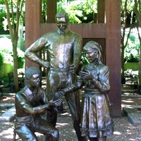 4-H Founder Statue