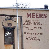 Home of the World Famous Meers Burger