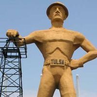 Golden Driller: Titanic Oil Man
