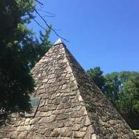 Mysterious Rosicrucian Pyramid