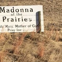 Madonna Of The Prairies