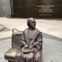 Sit With Rosa Parks