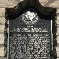 McLaurin Massacre: Died and Buried Here