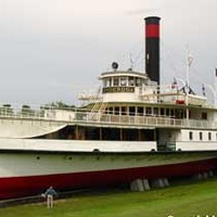 Shelburne Museum: Landlocked Ship