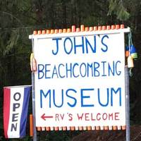 Beach Junk Tower and Museum