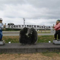 Forks Timber Museum, Loggers Memorial