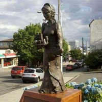 Tacoma's Unwelcome Goddess of Commerce