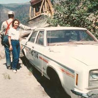 Mt. St. Helens Miracle Survivor Car