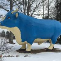 Babe The Big Blue Ox