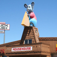 Mouse House Cheesehaus